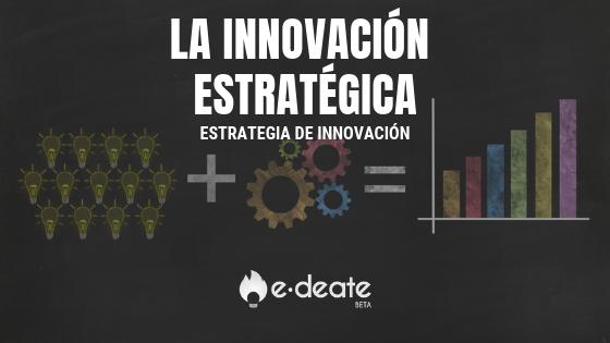 La innovación estratégica